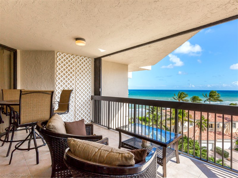 New Listing Added – Luxurious Waterfront Condo with Ocean & Intracoastal Views