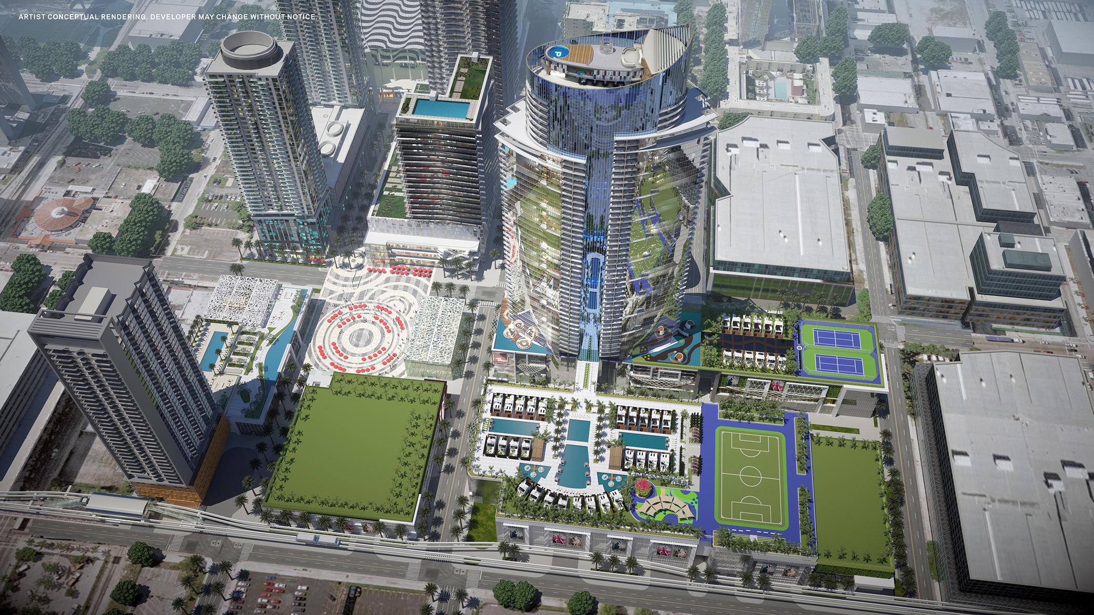 New Development Added – PARAMOUNT Miami Worldcenter