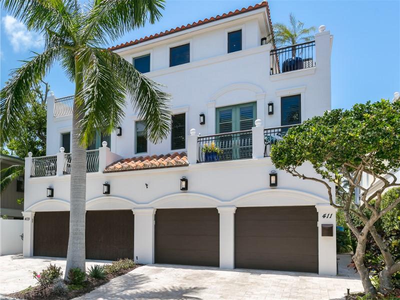 JUST LISTED: 411 Hendricks Isles Fort Lauderdale, FL 33301-3710